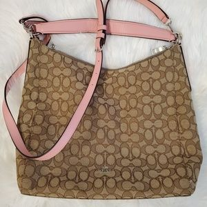 *Like new* Coach Signature Handbag